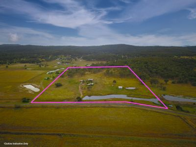 36 PRIME ACRES WITH 3 DAMS + BORE & A BRAND NEW POWERED SHED
