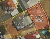 TITLED VACANT LOT READY TO BUILD