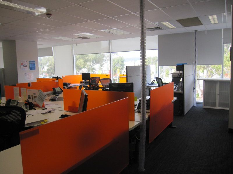 Corporate office fitout