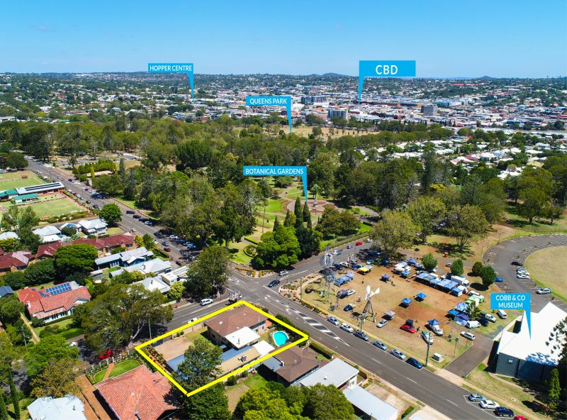 Prized Campbell Street – Multi Purpose Offering