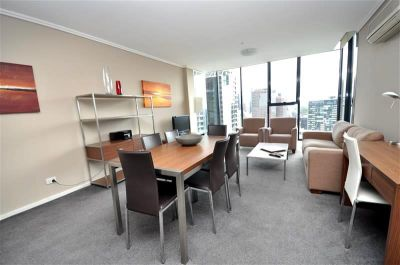 The Sentinel, 31st floor - FULLY FURNISHED: Fantastic Location!