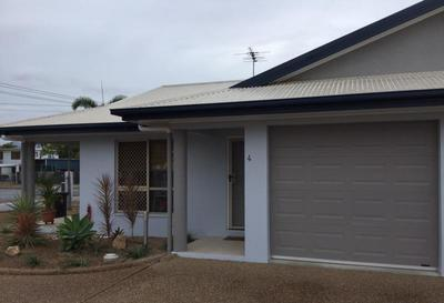 THIS PROPERTY WAS NOT AFFECTED BY THE RECENT MONSOON RAINS IN TOWNSVILLE
