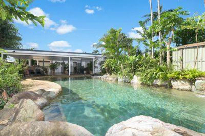 Tropical Oasis at Bentley Park