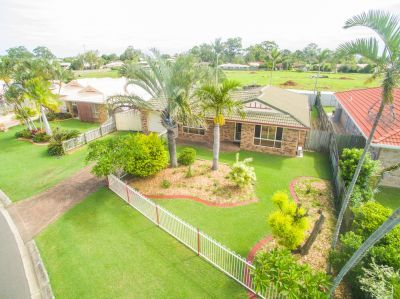 3 BEDROOM BRICK HOME + OFFICE WITH GREAT STREET APPEAL