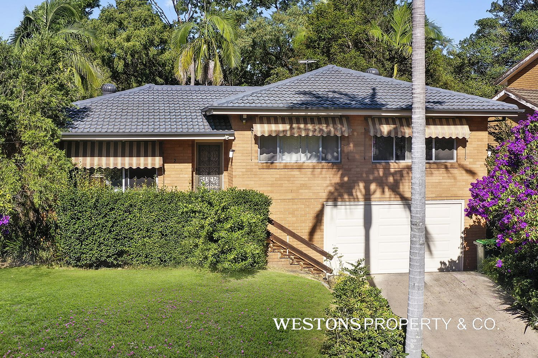 2 Ulandi Place, Winston Hills NSW 2153