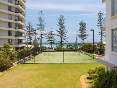 Premier North Facing Burleigh Beachfront Location!