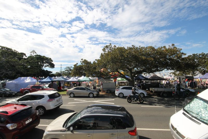 Affordable Manly Waterfront Retail Location