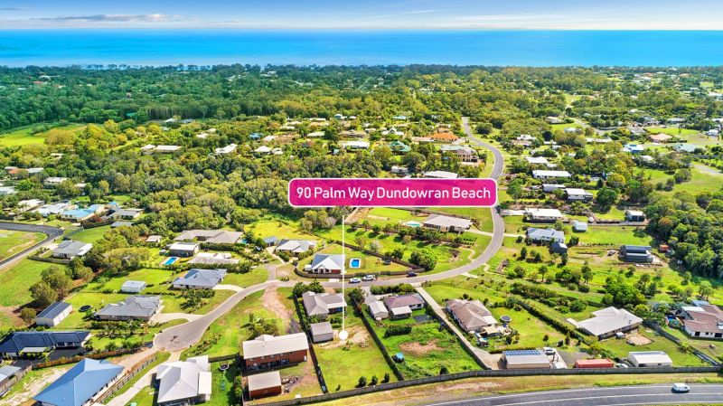 90 Palm Way Dundowran Beach, Qld