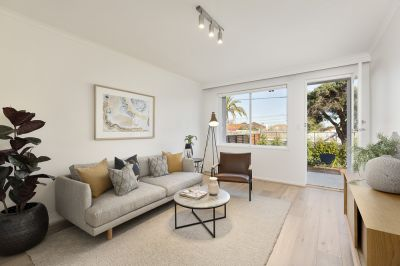 Just Renovated and Light Filled - Rare Opportunity