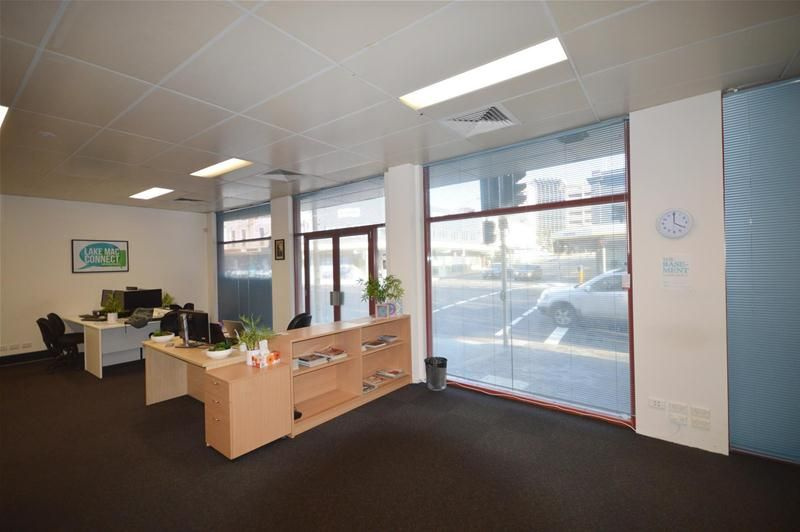 Ground Floor Office with Parking