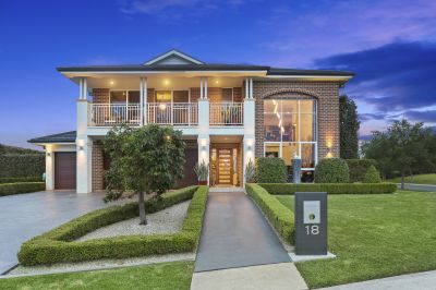 Commanding Family Home on 1007m2