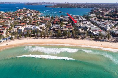 Resort Lifestyle - Metres to Manly Beach