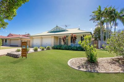 IMMACULATE HOME WITH 2 STREET FRONTAGE