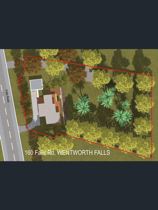 160 Falls Road Wentworth Falls 2782