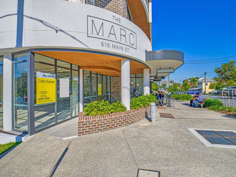 THE MARC GROUND FLOOR RETAIL / MEDICAL / OFFICE - LAST REMAINING TENANCY