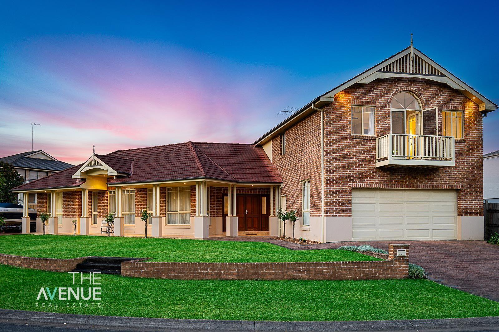13 Pittman Place, Bella Vista NSW 2153