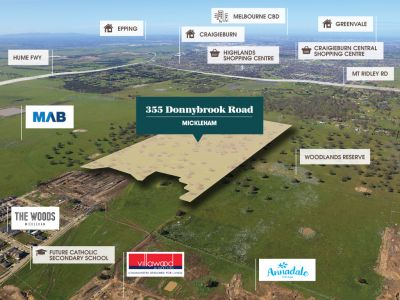 51 Ha Parkland for the price of a family home