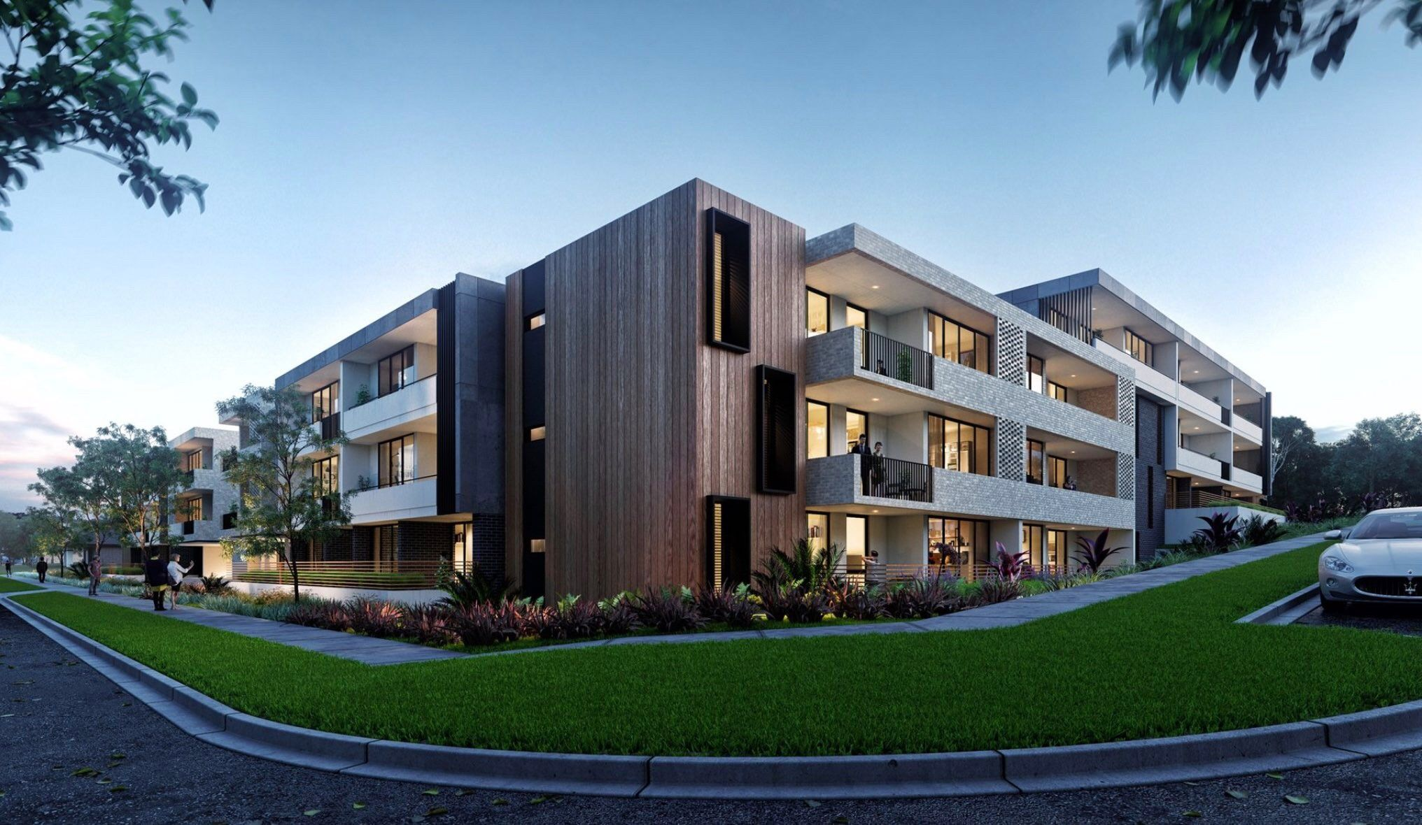G02/8 Thorogood Boulevarde, Kellyville NSW 2155