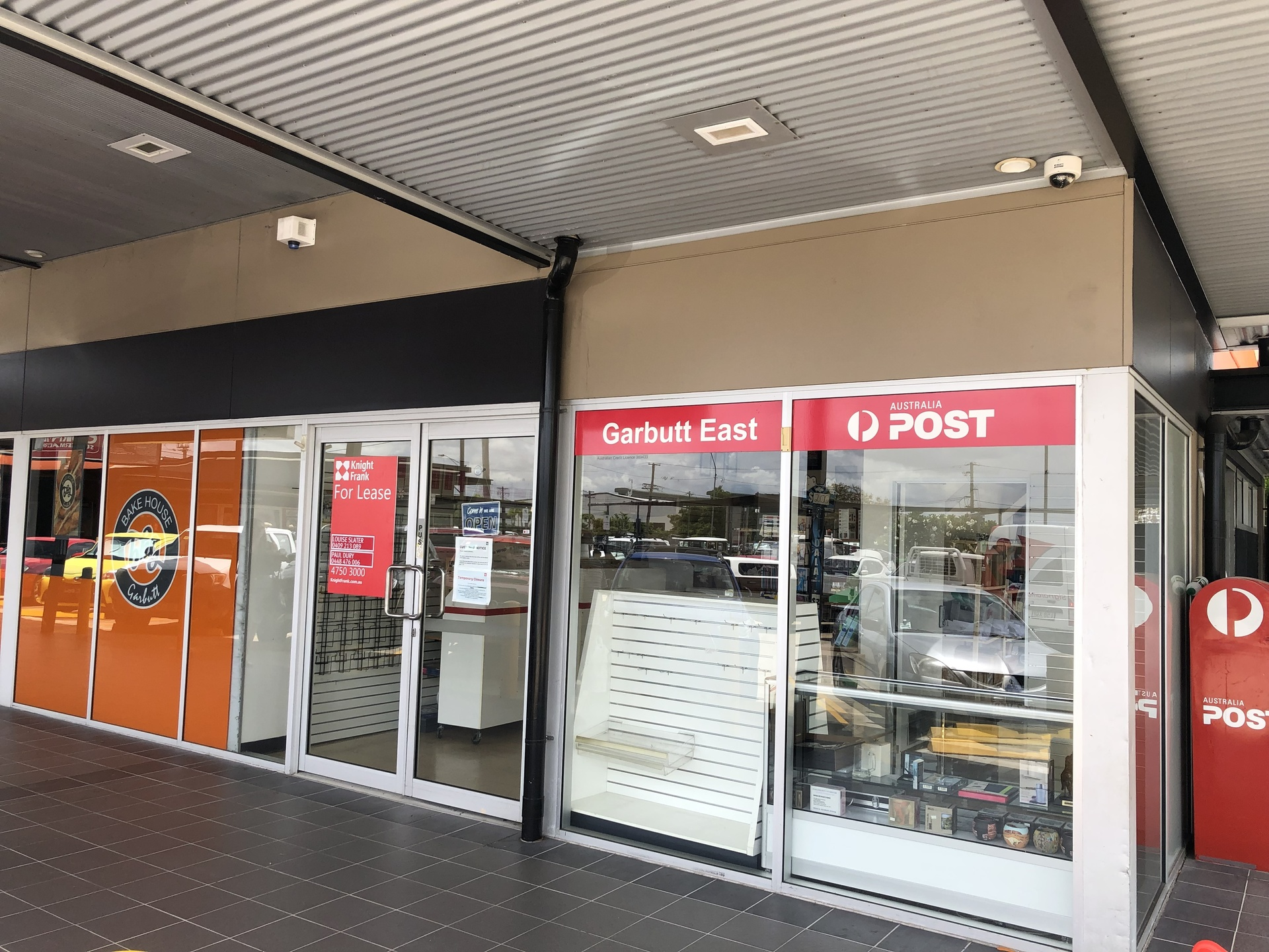 Office & Retail Tenancies Available - Garbutt Central