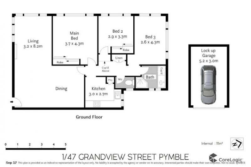 1/47 Grandview Street Pymble 2073