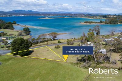 Lot 26, 1221 Greens Beach Road, Kelso