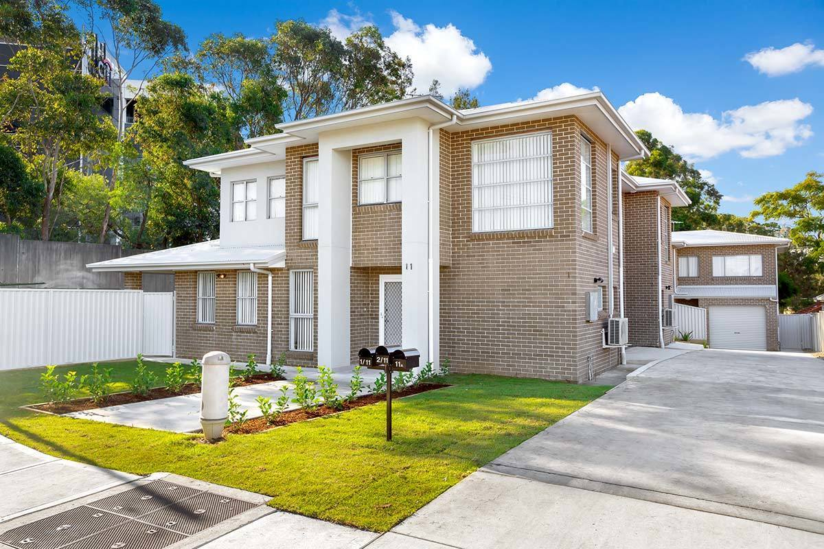 2/11 Harrison Road, Concord West