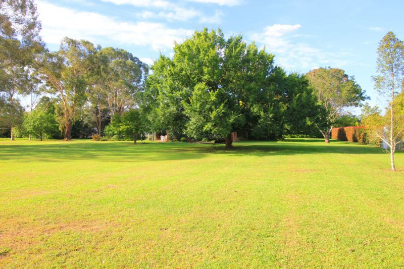 Five of the best acres, flat, fully arable boasting lush paddocks, Blue Mountain views plus comfortable 4 bedroom home.