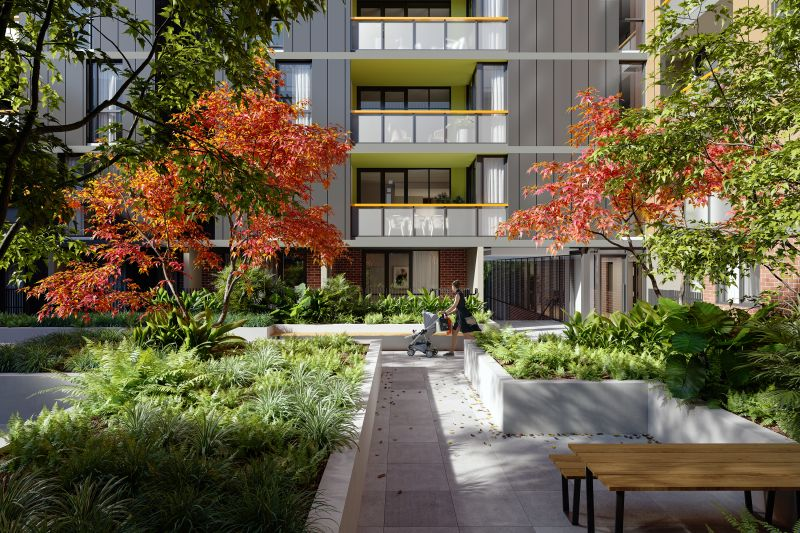 Life is better downtown. A stunning collection of 1,  2 and 3 bedroom residences.-028