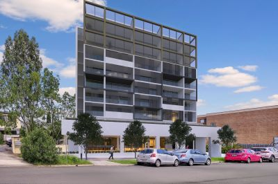 Boutique lifestyle 2 Bedroom apartment in the heart of Campbelltown