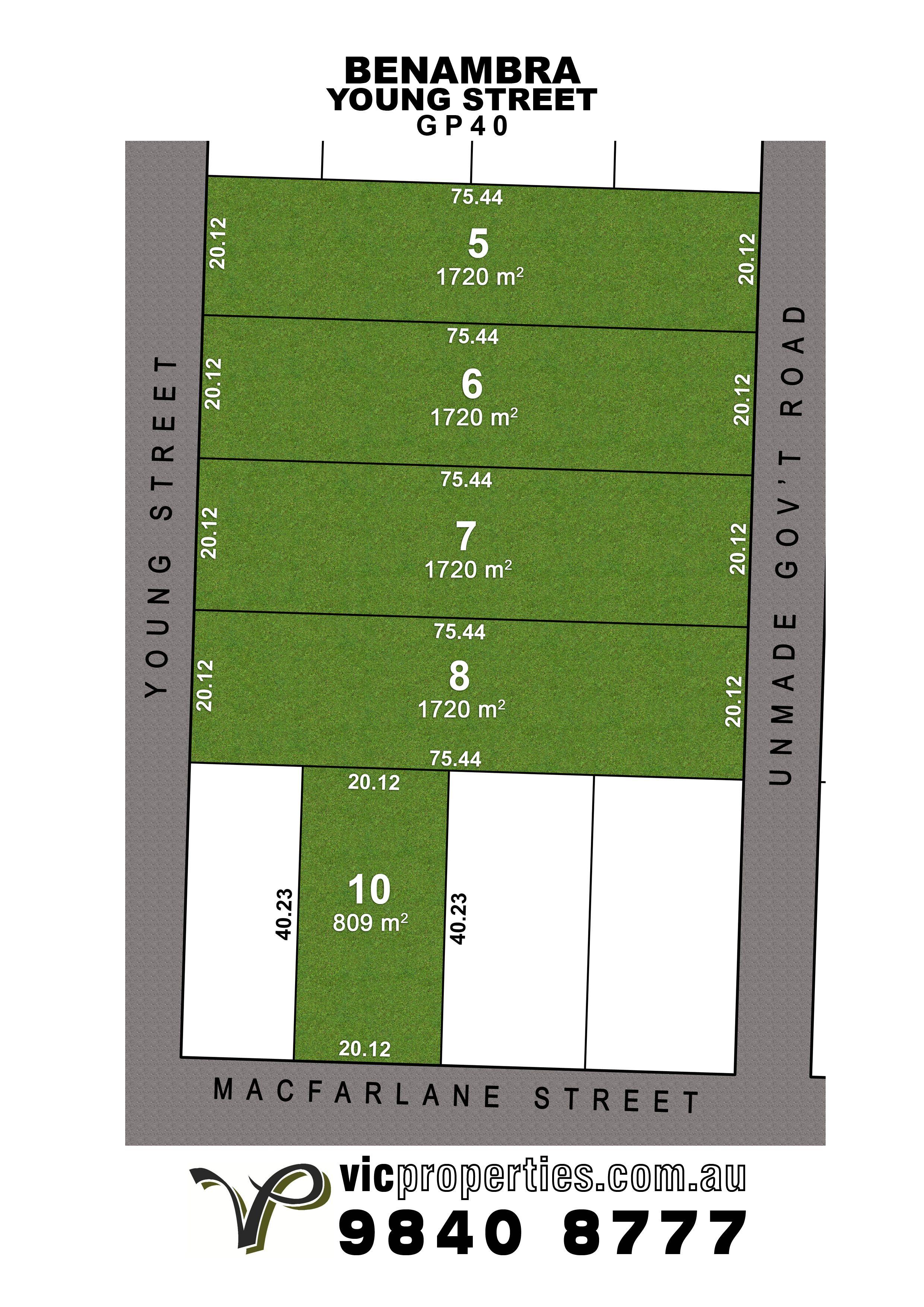 Lot 5/ Young Street, Benambra VIC 3900