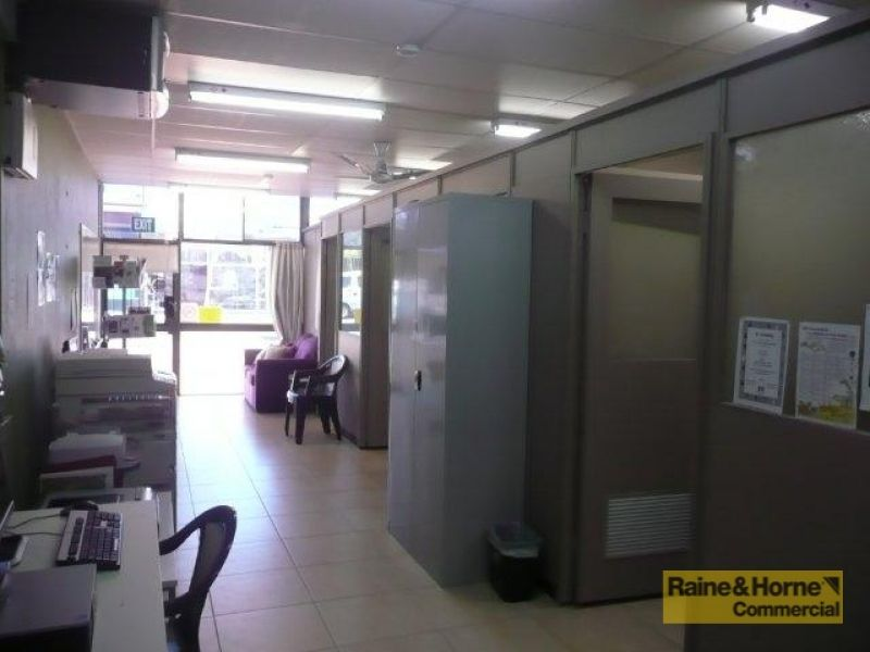 Partitioned Office Near Public Transport