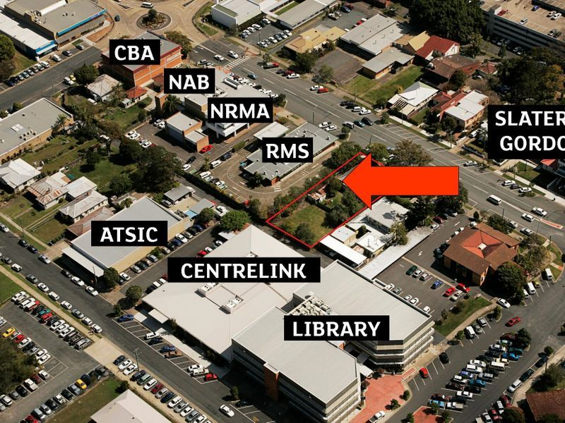 New CBD Office Building - up to 800m2 approx