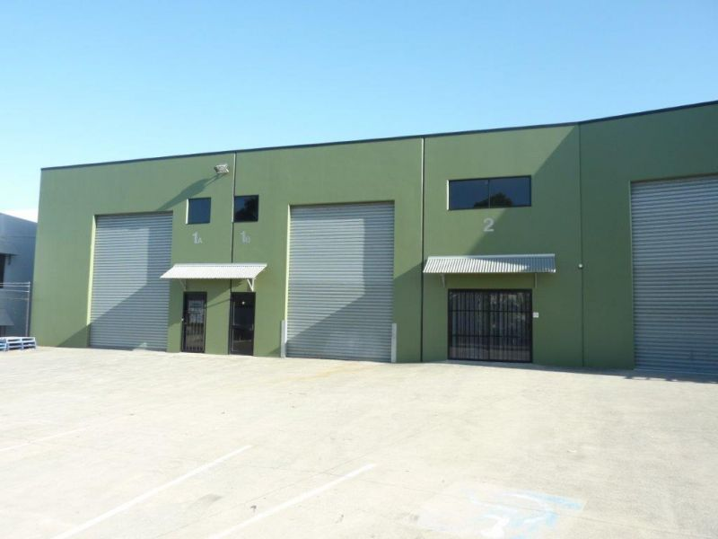 Fantastic Opportunity - As New Clear Span Warehouse in Well Maintained Complex