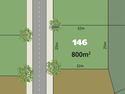 Glenmore Park Lot 146 Proposed  Road