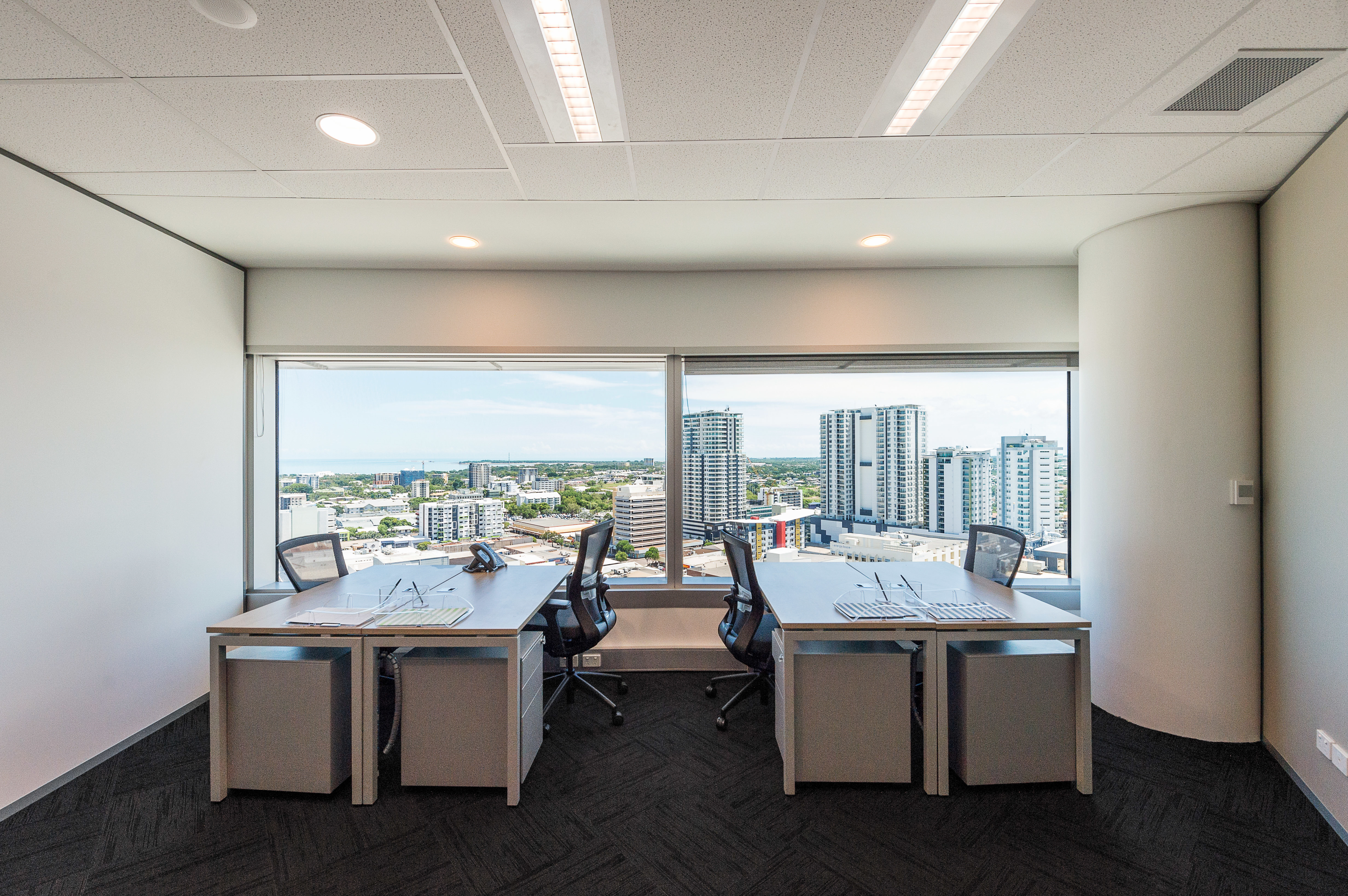 Shared office space for rent - Darwin CBD