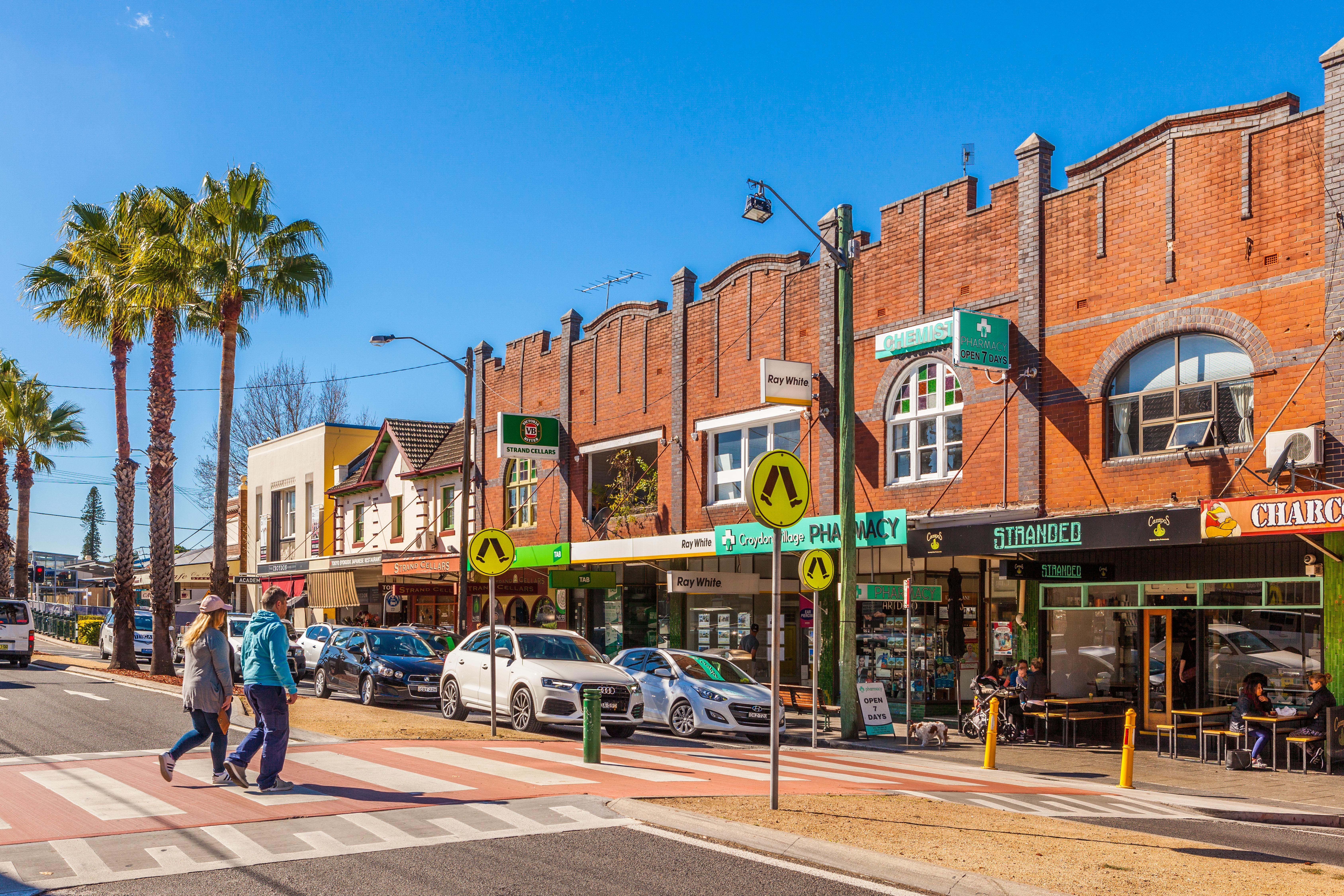 7/19 Grosvenor Street, Croydon NSW 2132