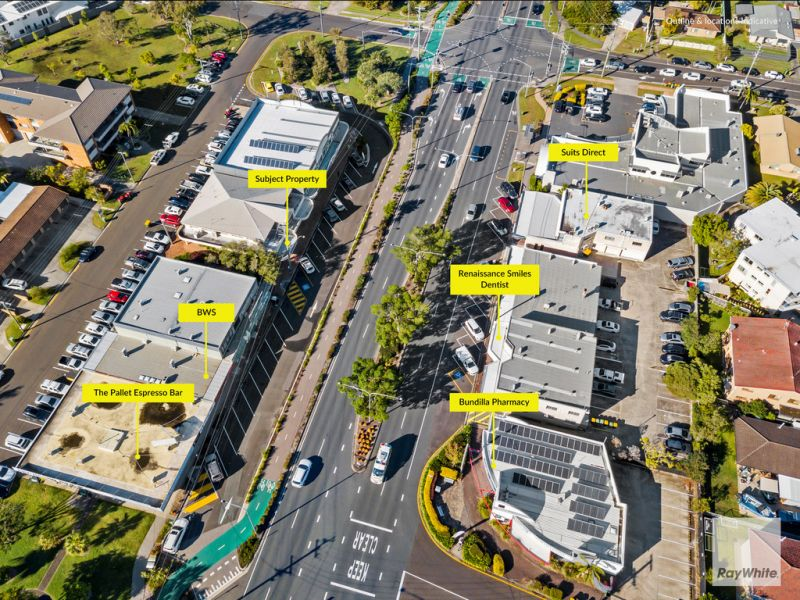 GROUND FLOOR PROFESSIONAL OFFICE FOR LEASE | MOOLOOLABA