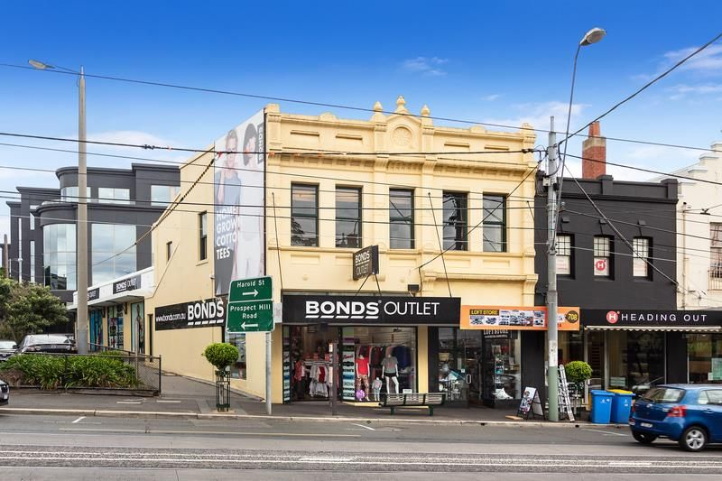 Rare Opportunity - prominent retail investment with development upside