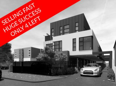 Stunning 2 and 3 bedroom townhouses
