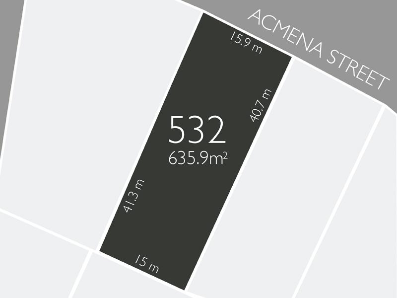 Gillieston Heights (Lot 532) Acmena Street | Wallis Creek