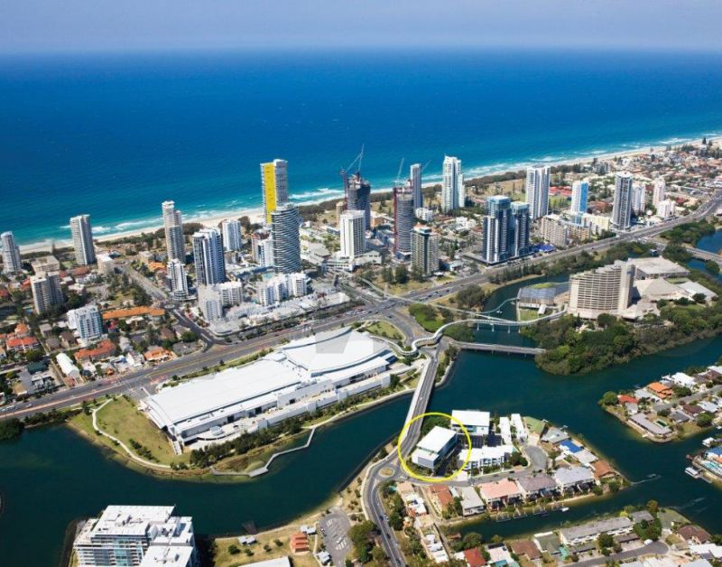 Corporate Riverside Office - Broadbeach Location