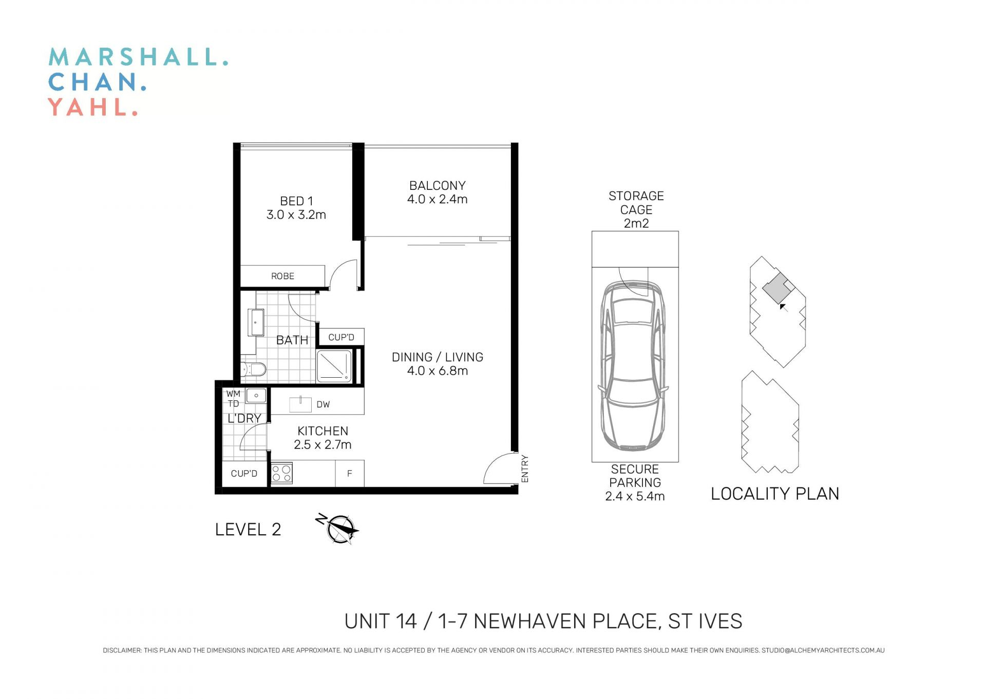 14/1-7 Newhaven Place St Ives 2075