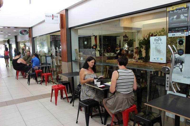 Retail Shop For Lease - CBD