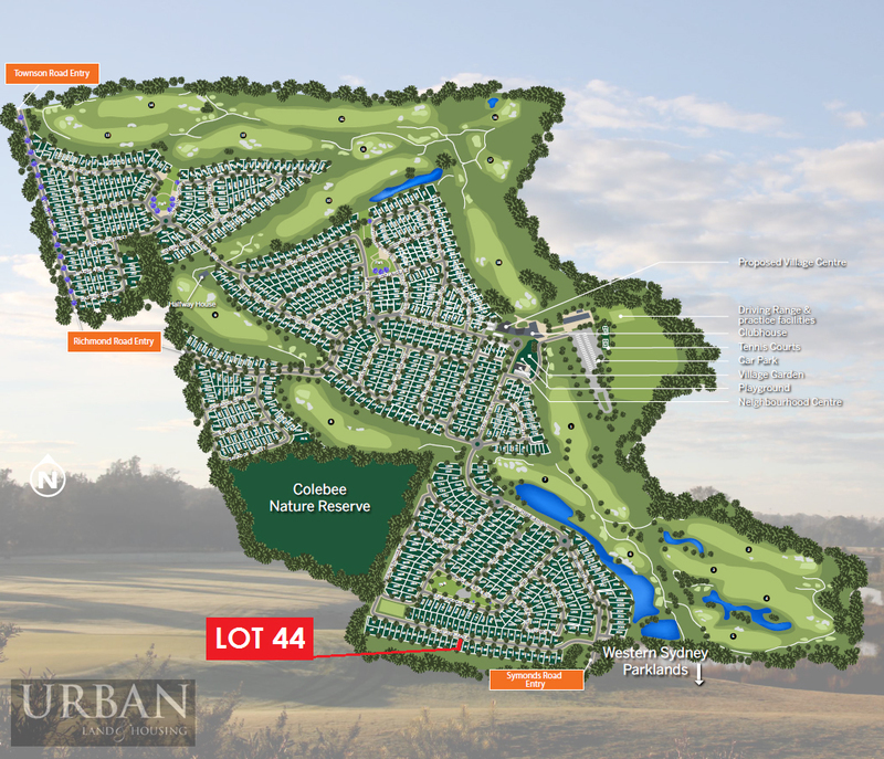 Colebee Lot 44 Coronato Parade | Stone Ridge Estate
