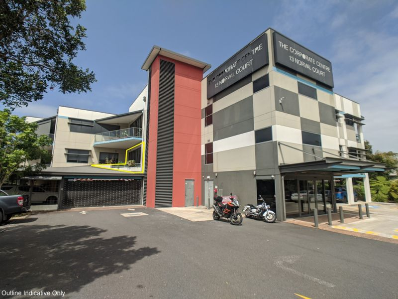 Charming 41sq m (approx) Office Space In The Heart Of Maroochydore