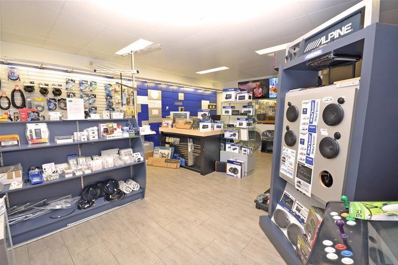 Premium Corner Retail Space