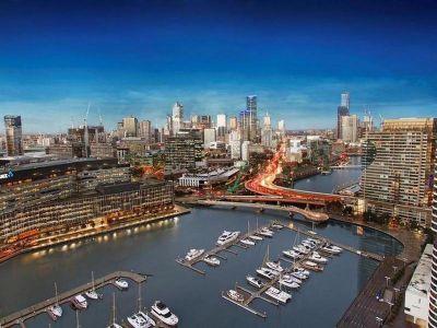 Sky High Luxury in Tower 5!