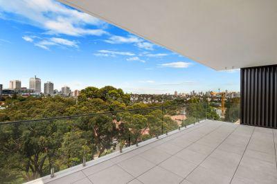 A Luxurious Masterpiece With City Skyline Views