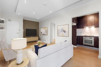 One Bedroom Unit Across From Manly Wharf