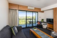 SWAN RIVER LOCATION - QUALITY FULLY FURNISHED APARTMENT
